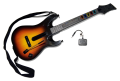 Playstation 3 Guitar Hero-Set